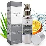 Kleem Organics Vitamin C Serum for Face with Hyaluronic Acid & Vitamin E   Natural Anti Aging Face Serum  ...